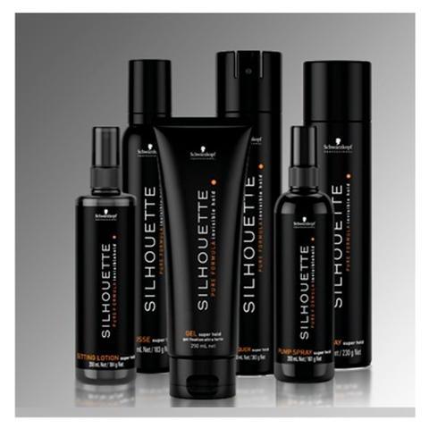 Imagem de Schwarzkopf Professional Silhouette Super Hold Hairspray - Spray Fixador