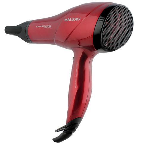 Imagem de Secador de cabelo 4000 difusor cacheador e chapinha infrared