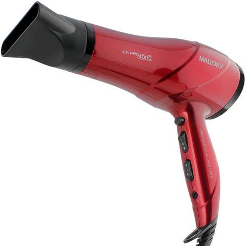 Imagem de Secador de cabelo difusor 4000 pro mallory e chapinha bivolt