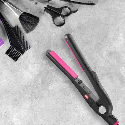 Imagem de Secador De Cabelo Gama Italy 2000w Ceramic Difusor + Modelador + Escova Alisadora + Prancha 450F