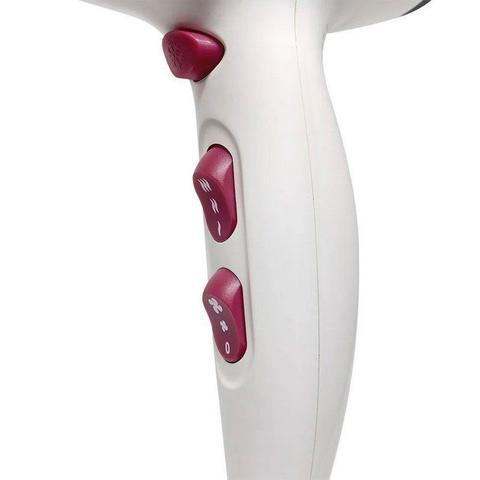 Imagem de Secador de Cabelo Gama Italy Glow 3D 2000w 3 temperaturas 2 velocidades com Difusor