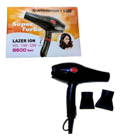 Imagem de Secador De Cabelo Super Turbo lazer ion 8600 watt Bivolt