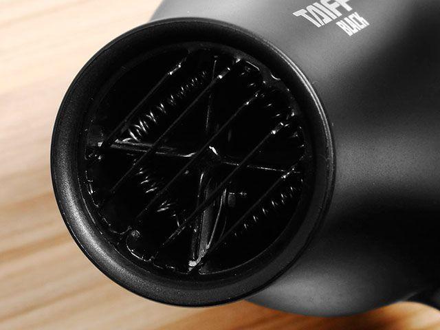Imagem de Secador de Cabelo Taiff Black 1700W