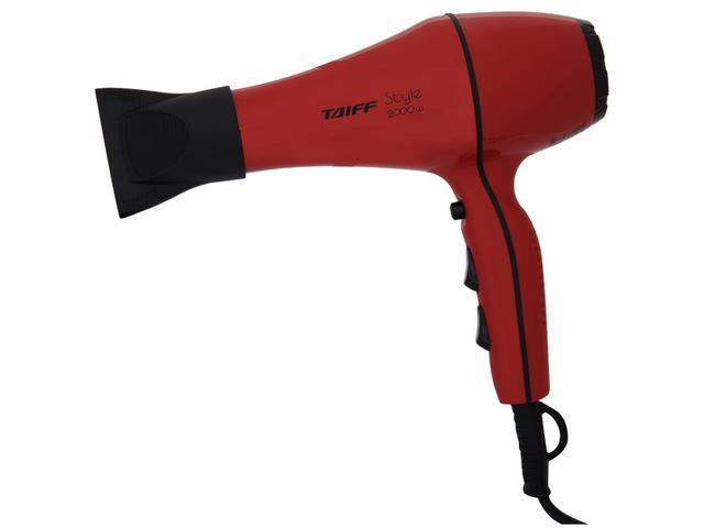 Imagem de Secador de Cabelo Taiff Style Red Vermelho 2000W