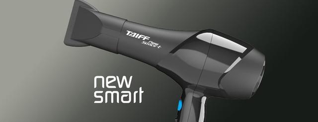 Imagem de Secador De Cabelos Profissional Taiff New Smart 1700w - 220v