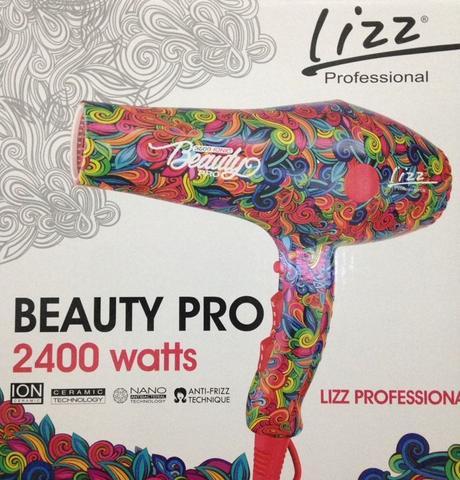 Imagem de Secador Profissional Lizz Beauty Pro 3800 Ionic 2400 W 220v