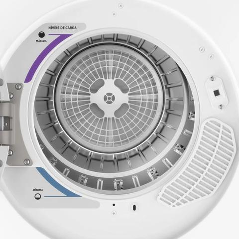 Imagem de Secadora de Parede e Piso Compacta Turbo Electrolux 10,5kg SVP11- 110V