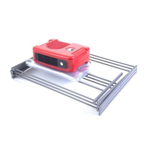 Imagem de Secadora de Roupa com Varal Vermelha Anodilar 220V 4088-1297