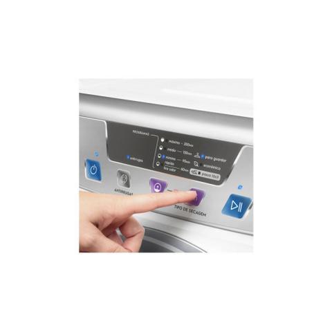Imagem de Secadora de Roupas Electrolux 10,5kg SVP11 Branco  220V
