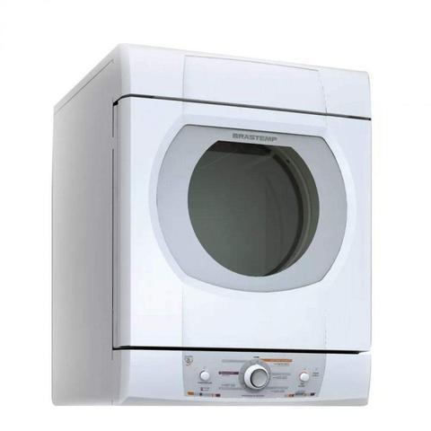 Imagem de Secadora de Roupas Suspensa Rotativa Automática 10kg Ative Brastemp 127V Branco
