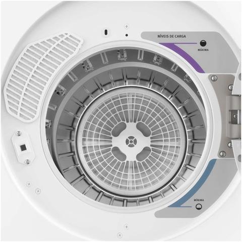 Imagem de Secadora Electrolux Turbo Seca Compacta Branca 10,5Kg 110V SVP11