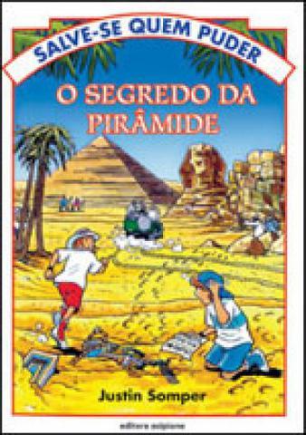 Imagem de Segredo da piramide, o - Scipione