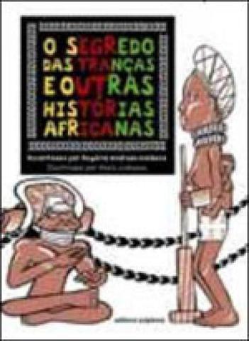 Imagem de Segredo das tranças, o - e outras historias africanas