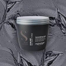 Imagem de Semi Di Lino Sublime Detoxifying Mud 500ml - Alfaparf