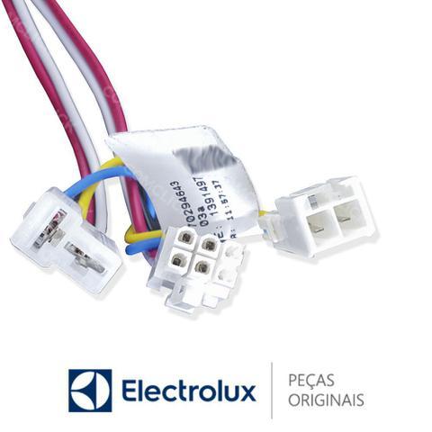 Imagem de Sensor de Degelo e Fusível Térmico Evaporador 70294643 Refrigerador Electrolux DF80X, DFI80, DI80X