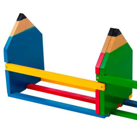 Imagem de Separador de Livros Lápis Unissex Colorido
