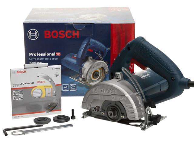 Imagem de Serra Mármore Bosch GDC 150 Titan 1500W