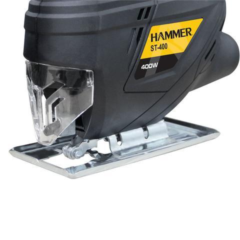 Imagem de Serra Tico Tico 400 watts capacidade de corte 55 mm - GYST400 - Hammer