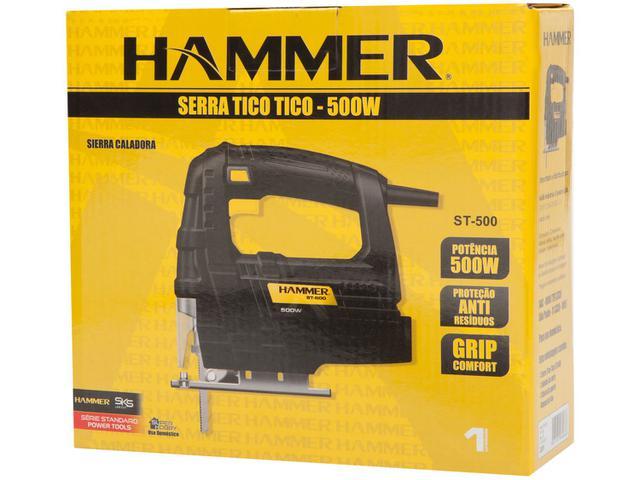 Imagem de Serra Tico-Tico Hammer GYST500