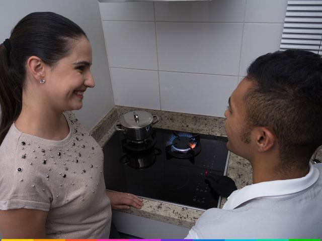 Imagem de Serviço especializado de instalação de cooktop elétrico ou a gás