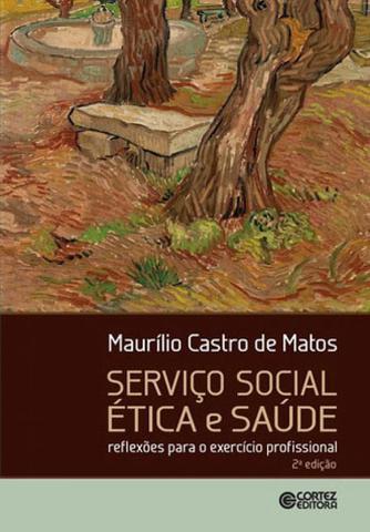Imagem de Serviço social etica e saude