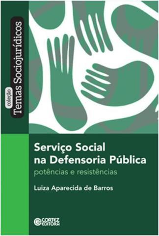 Imagem de Servico social na defensoria publica - potencias e resistencias