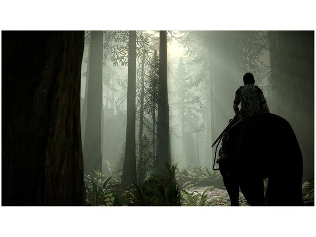 Imagem de Shadow of the Colossus para PS4