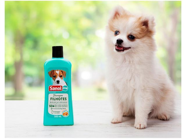 Imagem de Shampoo Cachorro e Gato Filhotes
