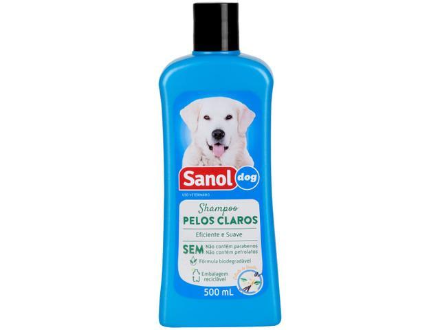 Imagem de Shampoo Cachorro e Gato Pelos Claros