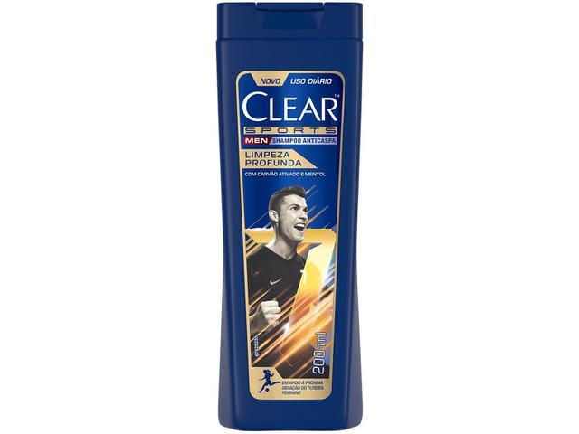 Imagem de Shampoo Clear Limpeza Profunda