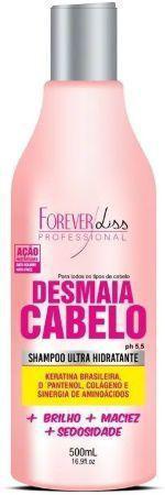 Imagem de Shampoo Desmaia Cabelo - Forever Liss 500Ml