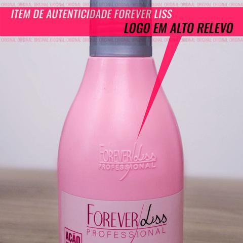 Imagem de Shampoo Desmaia Cabelo Forever Liss 500ml