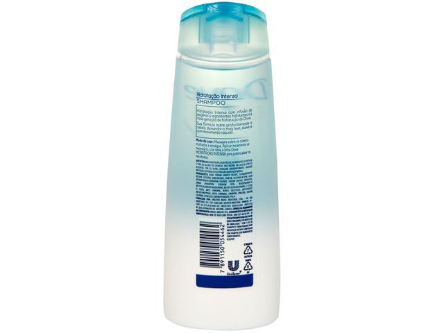 Imagem de Shampoo Dove Hidratação Intensa