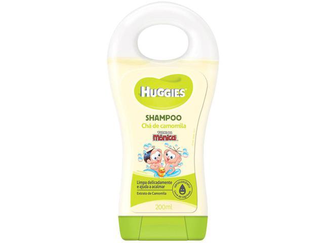 Imagem de Shampoo Huggies 200ml Turma da Mônica