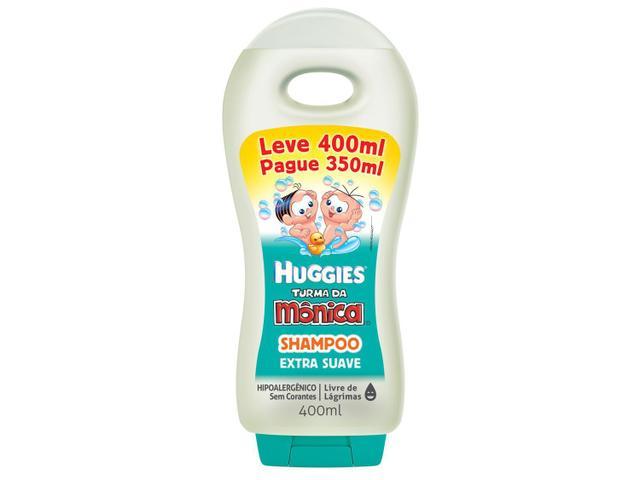 Imagem de Shampoo Huggies Turma da Mônica