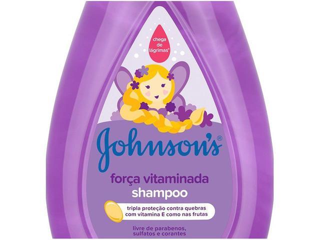 Imagem de Shampoo Infantil Johnsons Baby Iconic Classics