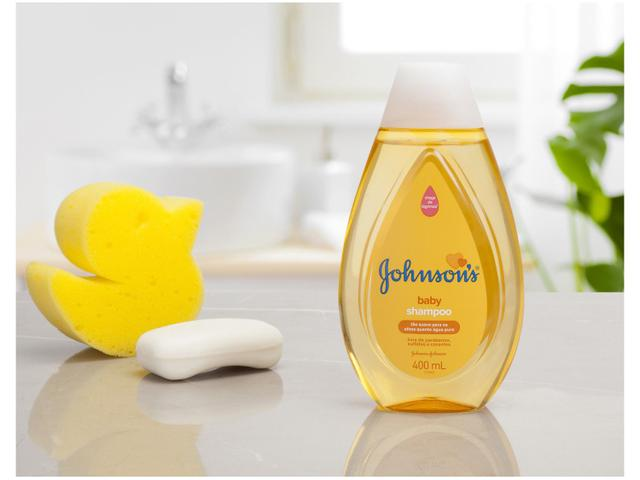 Imagem de Shampoo Infantil Johnsons Baby Regular