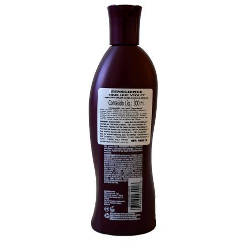 Imagem de Shampoo Matizador Senscience True Hue Violet 300 Ml