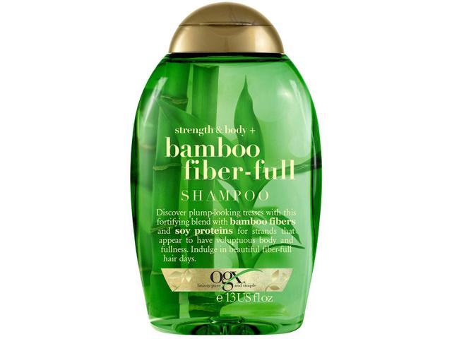 Imagem de Shampoo Ogx Bamboo Fiber Full