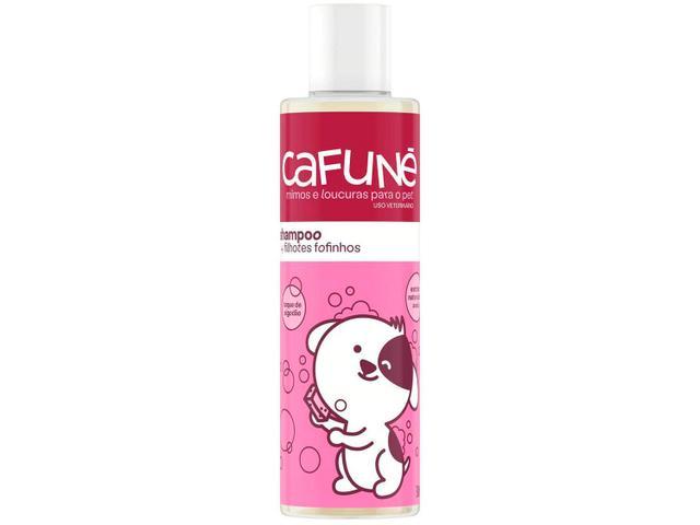 Imagem de Shampoo para Cachorro e Gato Filhote Cafuné