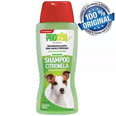 Imagem de Shampoo Procão Citronela Desembaraça Pelos 500ml
