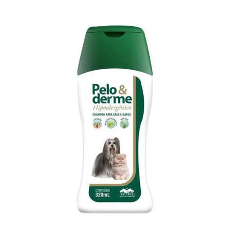 Imagem de Shampoo Vetnil Pelo & Derme Hipoalergênico (320 ml)