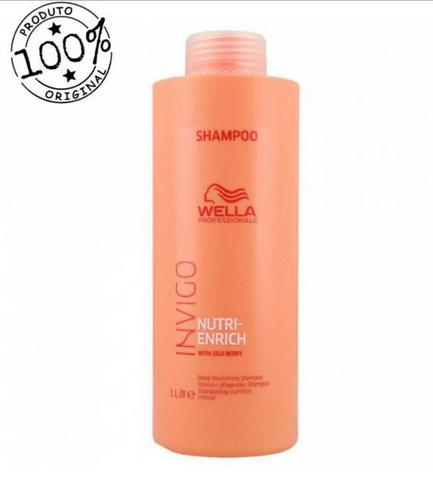 Imagem de Shampoo Wella Invigo Nutri Enrich 1000ml