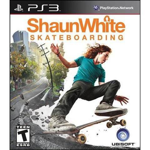 Imagem de Shaun White Skateboarding - PS3