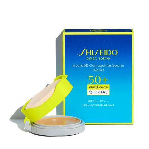 Imagem de Shiseido HydroBB Compact for Sports SPF50+ Medium Refil - Base Compacta 12g