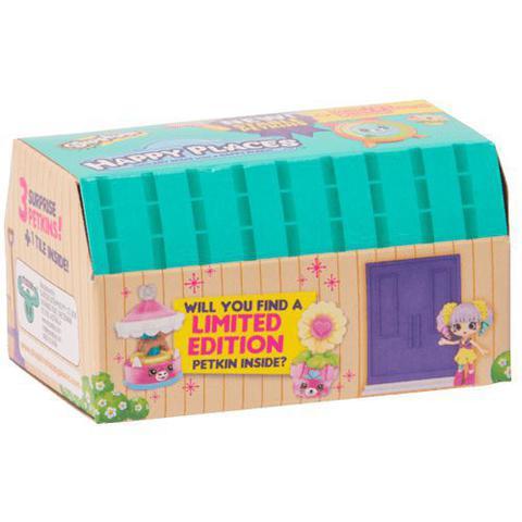 Imagem de Shopkins Box Casa Surpresa Happy Places - DTC 4478