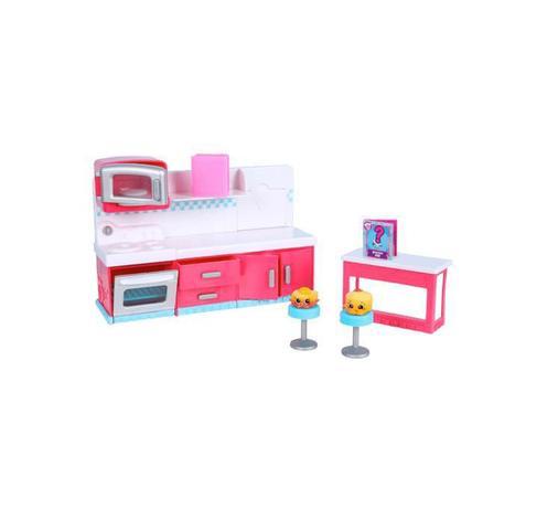 Imagem de Shopkins - Kit Linda Cozinha com Forno e Fogão - Dtc