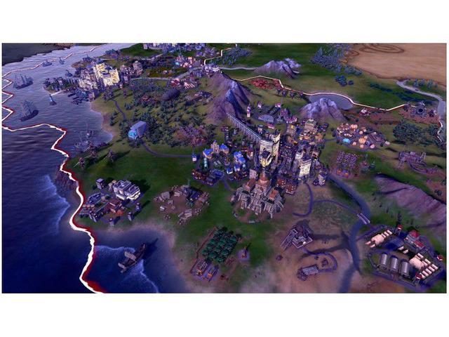 Imagem de Sid Meiers Civilization VI para PS4