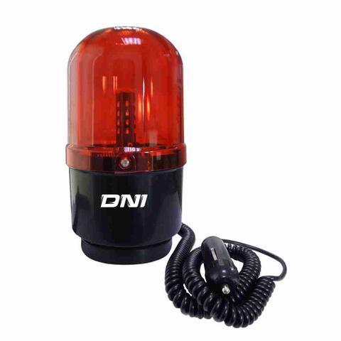 Imagem de Sinalizador Visual Vermelho com 24 LEDs - DNI 4111