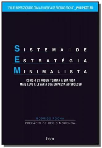Imagem de Sistema de estrategia minimalista (sem) como os 4